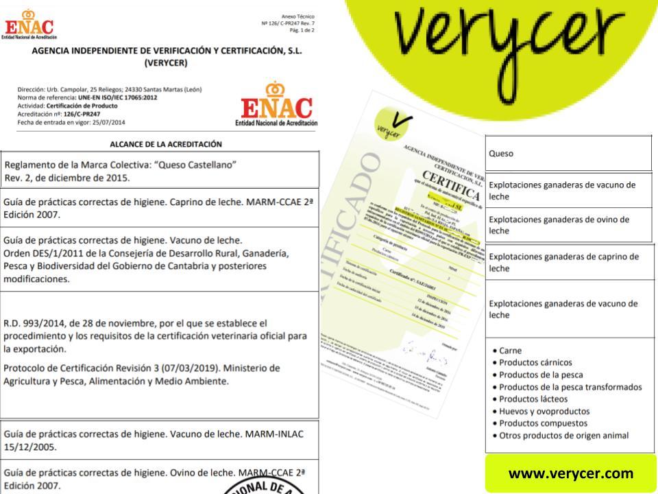 imagen de la noticia: Ampliación alcance de Acreditación ENAC- Certificación de producto